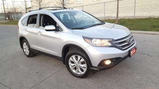 Used 2014 Honda CR-V EX, AWD, Sunroof, Allys, 3/Y Warranty Available for sale in Toronto, ON