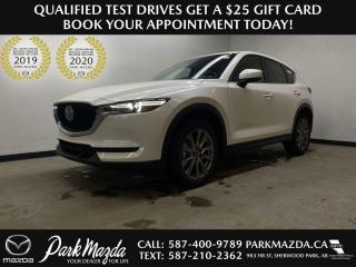 New 2021 Mazda CX-5 GT TURBO for sale in Sherwood Park, AB