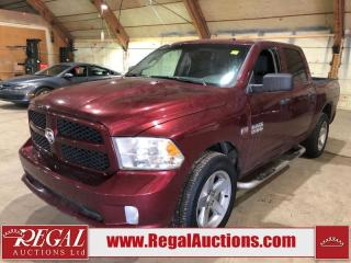 Used 2017 RAM 1500 4D CREW CAB for sale in Calgary, AB