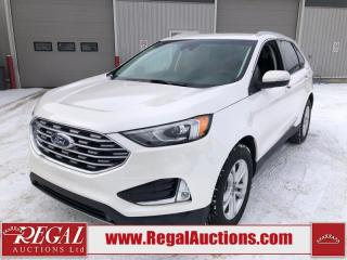 Used 2019 Ford Edge SEL 4D Utility AWD 2.0L for sale in Calgary, AB