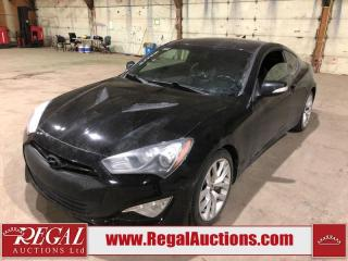 Used 2015 Hyundai Genesis 2D Coupe for sale in Calgary, AB
