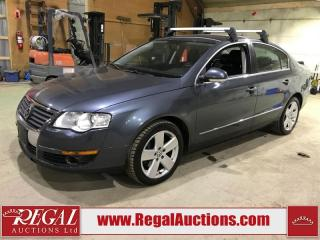 Used 2010 Volkswagen Passat 4D Sedan 2.0 FWD for sale in Calgary, AB