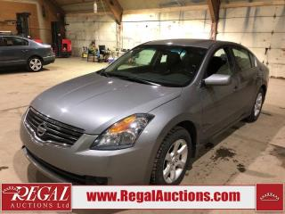 Used 2009 Nissan Altima 4D Sedan for sale in Calgary, AB