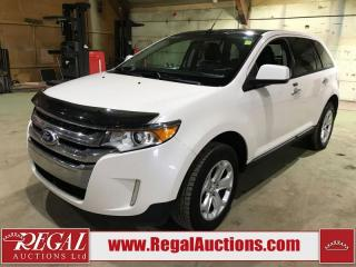 Used 2011 Ford Edge SEL 4D Utility AWD for sale in Calgary, AB