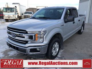 Used 2018 Ford F-150 XLT SuperCrew SWB AWD 3.5L for sale in Calgary, AB