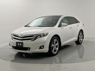 Used 2013 Toyota Venza 4dr Wgn V6 AWD AWD | Leather | Backup Camera | Heated Seats for sale in Winnipeg, MB