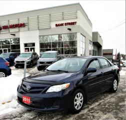 Used 2011 Toyota Corolla S for sale in Gloucester, ON
