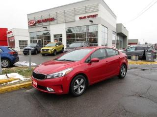 Used 2018 Kia Forte LX+ for sale in Gloucester, ON