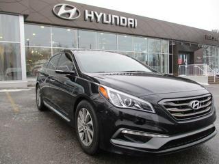 Used 2016 Hyundai Sonata Sport Tech for sale in Ottawa, ON