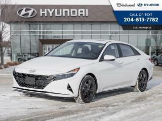 New 2021 Hyundai Elantra PREFERRED TECH for sale in Winnipeg, MB