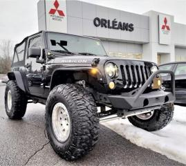 Used 2015 Jeep Wrangler RUBICON for sale in Orléans, ON