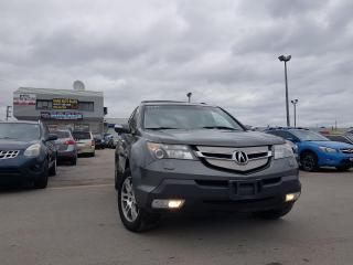 Used 2007 Acura MDX LOADED/7-PASSENGER/ALLOYS/HEATED SEATS! for sale in Pickering, ON