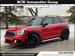 Used 2019 MINI Cooper Countryman Cooper S for sale in Calgary, AB