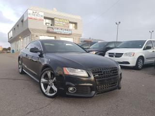 Used 2011 Audi A5 2.0L Premium 6-Speed Manual S-Line LOADED! for sale in Pickering, ON