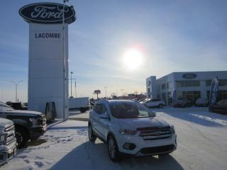 Used 2017 Ford Escape Titanium for sale in Drayton Valley, AB