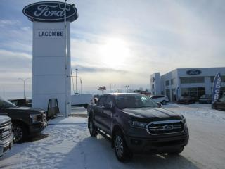 New 2020 Ford Ranger LARIAT for sale in Lacombe, AB