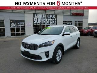 Used 2019 Kia Sorento EX, AWD, 7 Passenger, Leather. for sale in Niagara Falls, ON