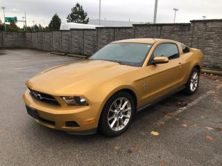 Used 2010 Ford Mustang for sale in Surrey, BC