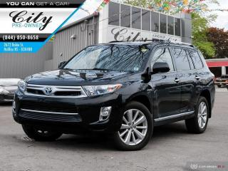 Used 2013 Toyota Highlander Hybrid Limited for sale in Halifax, NS