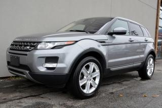 Used 2014 Land Rover Evoque Pure Plus 4WD for sale in Vancouver, BC