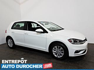 Used 2019 Volkswagen Golf Trendline Automatique - A/C - Caméra de Recul for sale in Laval, QC