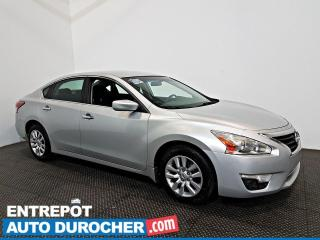 Used 2014 Nissan Altima Automatique - Air Climatisé - Groupe Électrique for sale in Laval, QC