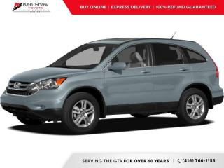 Used 2010 Honda CR-V for sale in Toronto, ON