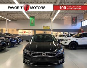 Used 2016 Volkswagen Passat TSI Comfortline|SUNROOF|LEATHER|ALLOYS for sale in North York, ON