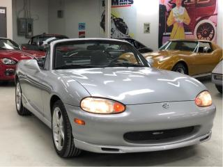 Used 2000 Mazda Miata MX-5 for sale in Paris, ON