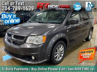 Used 2014 Dodge Grand Caravan 30th Anniversary for sale in Winnipeg, MB