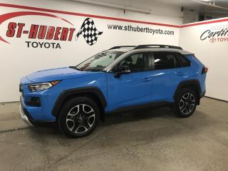 Used 2019 Toyota RAV4 AWD Trail for sale in St-Hubert, QC