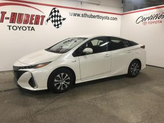 Used 2020 Toyota Prius Prime Auto for sale in St-Hubert, QC