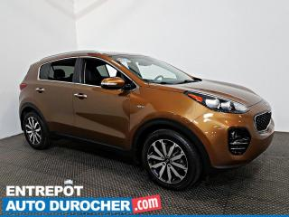 Used 2017 Kia Sportage EX AWD Automatique - A/C - Caméra de Recul for sale in Laval, QC