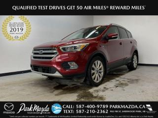 Used 2017 Ford Escape Titanium for sale in Sherwood Park, AB