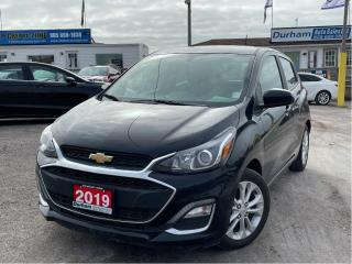 Used 2019 Chevrolet Spark LT for sale in Whitby, ON