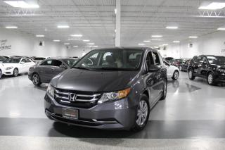 Used 2017 Honda Odyssey EX NO ACCIDENTS I REAR CAM I HEATED SEATS I PUSH START I BT for sale in Mississauga, ON