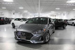 Used 2018 Hyundai Sonata LEATHER I SUNROOF I REAR CAM I CARPLAY I HEATED SEATS I BT for sale in Mississauga, ON