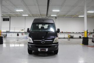 Used 2011 Mercedes-Benz Sprinter 2500 170 I DIESEL I LONG WHEEL BASE I HIGH ROOF I SOLD AS IS for sale in Mississauga, ON