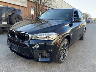 Used 2017 BMW X5 M AWD 4dr for sale in North York, ON