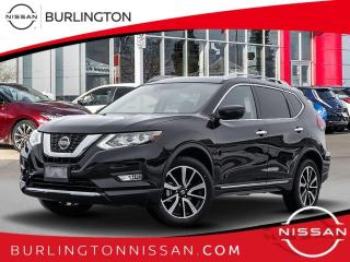 New 2020 Nissan Rogue AWD SL for sale in Burlington, ON