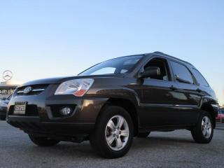 Used 2009 Kia Sportage ONE OWNER for sale in Newmarket, ON