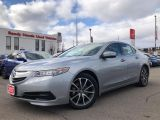 2017 Acura TLX V6 Tech PKG Leather - Sunroof - Navi - Alloy