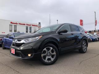Used 2017 Honda CR-V EX-L Leather - sunroof - Alloy for sale in Mississauga, ON