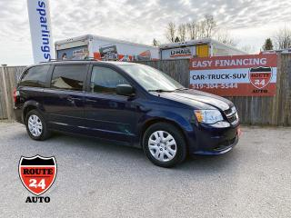 Used 2014 Dodge Grand Caravan SE for sale in Brantford, ON