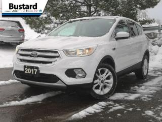Used 2017 Ford Escape FWD 4dr SE   Heated Seats   Bluetooth   Camera for sale in Waterloo, ON