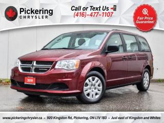 Used 2019 Dodge Grand Caravan SE/CVP - Bluetooth/Bench/Roof Racks/Rear CAM/AC for sale in Pickering, ON