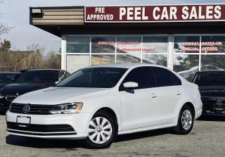 Used 2017 Volkswagen Jetta 1.4T S 6A BACK-UP CAM|HEATED SEATS|POWER OPTIONS for sale in Mississauga, ON