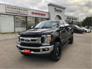 Used 2017 Ford F-250 XLT Crew Cab 4x4 Powerstroke Diesel Super Duty for sale in Hamilton, ON