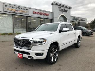 Used 2020 RAM 1500 Limited 4x4 Crew Cab 57  Box for sale in Hamilton, ON