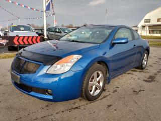 Used 2008 Nissan Altima 2.5 S COUPE for sale in Dunnville, ON